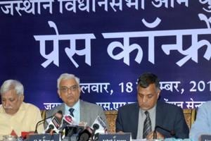 Chief Election Commissioner OP Rawat on Tuesday launched an app for reporting poll code violations. The app will be used during assembly polls inRajasthan, MP, Chhattisgarh and Mizoram.