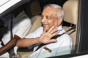 Goa chief minister Manohar Parrikar is undergoing treatment at AIIMS, Delhi.