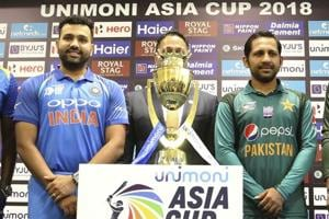 India last played Pakistan in the final of the 2017 Champions Trophy.