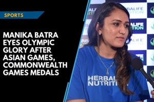 Manika Batra eyes Olympic glory after Asian Games, Commonwealth Games m...