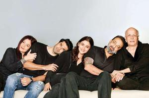 Sadak 2Mahesh Bhatt returns to direction after 19 years with Sadak 2, starring daughters Alia Bhatt and Pooja Bhatt, Sanjay Dutt and Aditya Roy Kapur.