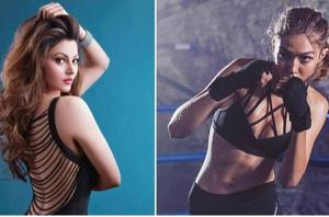 Urvashi Rautela's rebuttal to specualtions about her relationship with Ahaan Pandey becomes a joke.