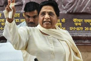 BSP chief Mayawati accused the RSS and BJP of being anti-Dalit and anti-Muslim.
