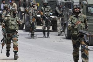 The army and the Jammu and Kashmir police denied having detained Rifat Jaan's brother.