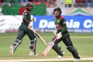 Bangladesh will play Afghanistan in Abu Dhabi on Thursday.