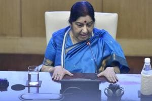 Sushma Swaraj will leave for New York on September 24. She and Pakistan foreign minister Shah Mahmood Qureshi are heading the delegations of their countries to the UN General Assembly.
