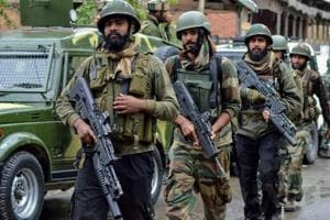 As the troopers of Rashtriya Rifles, Special Operations Group of the state police and CRPF tightened the cordon, the militants fired at them, triggering the gun battle, police said.