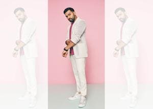 Rohit Sharma says he wants to get rid of his habit of forgetting. Styling: Tanya Vohra ; Hair: Team Hakim's Aalim; make-up: Mona Anand/BBLUNT; suit, Ermenegildo Zegna; jumper, Massimo Dutti, shoes, Jimmy Choo; watch, Hublot