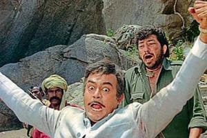 The petitioner sought the attachment of negative prints of four films made by Sippy Films, including Sholay.