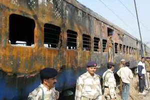 More than 60 people, including 42 Pakistani passengers, were killed in the 2007 blast case in which several Hindu extremists, inlcuding Swami Aseemanand are facing trial.
