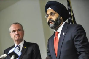 America's first Sikh-American Attorney General Gurbir Grewal.