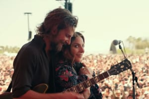 Bradley Cooper and Lady Gaga in a still from A Star is Born.