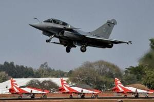 The government has repeatedly said it was Dassault that chose its India partner and that the government has had no say in the deal.