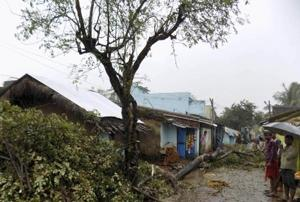 The MeT centre also warned of gale wind with speed reaching 60-70 kmph and gusting up to 80 kmph along and off south Odisha coast for a few hours.