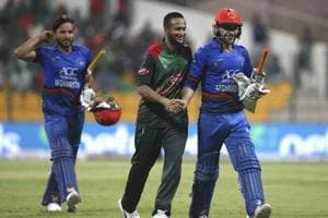 Asia Cup 2018: Rashid guides Afghanistan to emphatic win over Bangladesh