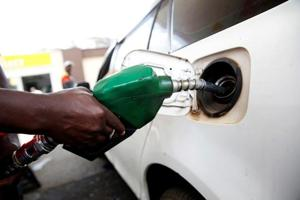 The government has said the hike in fuel prices is due to international.