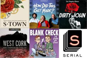 Before (or even during) you binge on Serial season 3, make some time for these five podcasts.
