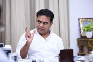 K T Rama Rao, tipped to be the chief minister-in-waiting, says the federal front proposed by his father might be on the backburner at least for now, but the TRS would continue its efforts in that direction after 2019 elections.
