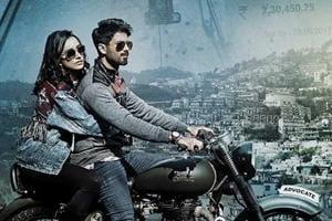 Batti Gul Meter Chalu stars Shahid Kapoor, Shraddha Kapoor and Yami Gautam in lead roles.