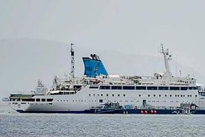Called 'Angriya', the ship is named after the first Maratha Navy Admiral Kanhoji Angre and the Angria bank coral reef near the state's Vijaydurg.