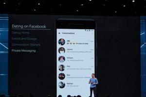 Facebook announced its dating service earlier this May at its F8 conference.