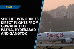 SpiceJet introduces direct flights from Guwahati to Patna, Hyderabad and...