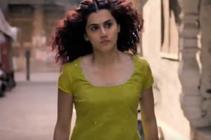 Taapsee Pannu as Rumi in a still from Anurag Kashyap's Manmarziyaan.