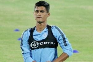 Eugeneson Lyngdoh will play for ATKin the Indian Super League (ISL).