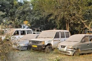 The HC felt this was a breach of its July 18, 2018 directions to the state to instruct officers of the police and motor vehicles department to remove abandoned vehicles immediately.
