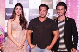 Salman Khan production, Love Yatri (formerly Loveratri) stars his brother-in-law Aayush Sharma and actor Warina Hussain.
