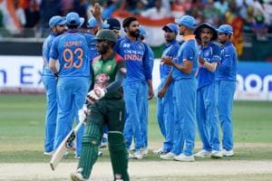 Asia Cup 2018: India beat Bangladesh in Super Four encounter