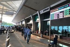 Since work for the new airport terminal is expected to begin shortly, the AAI, Pune, has requested the Pune civic body to begin road expansion work simultaneously so that both the projects are completed in time with proper coordination.