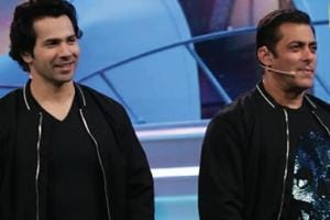 Bigg Boss 12, Weekend Ka Vaar: Salman Khan and Varun Dhawan challenge housemates.