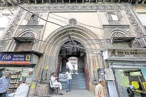 """several haveli owners complained they had """"not been made partners"""" during the policy-making process for preservation. They claimed the havelis has been handed over """"heritage"""" tags by civic authorities without their consultation."""