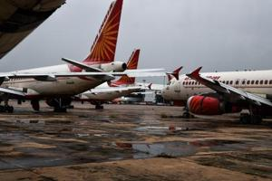 The incident took place on September 15 when an A320 plane was flying to Goa.