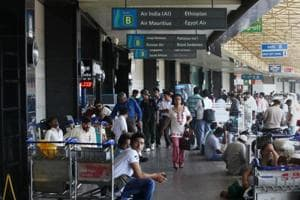 A review meeting on airport security across the country conducted by civil aviation ministry have exposed glaring lapses on the part of the authorities including lack of mandatory CCTV recordings at several airports.