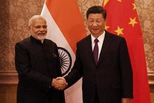 Officials credit the unprecedented informal summit between Modi and Chinese president Xi Jinping in Wuhan this April for the dip.