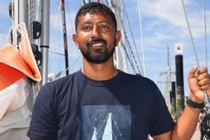 Indian Navy's Commander Abhilash Tomy is badly injured and marooned in one of the loneliest places in the Indian Ocean.
