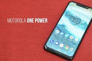 Moto One Power debuts in India with big 5,000mAh battery with Turbo Charge support