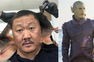 Benedict Wong could potentially play a Skrull in Avengers 4.