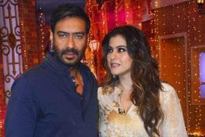 Ajay Devgn shared his wife Kajol's phone number on social media.