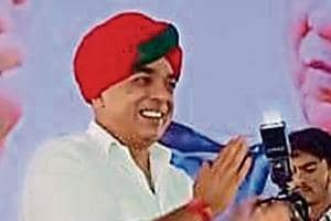 Former union minister Jaswant Singh's son Manvendra Singh's exit from the BJP ahead of the Rajasthan assembly elections is likely to shore up the poll fortunes.