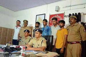 Police said in addition to the extortion attempt, the accused had also been involved in a murder attempt in April.