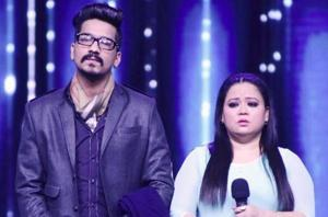 Bharti Singh and husband Harsh Limbachiyaa were supposed to enter the Bigg Boss 12 house. (Instagram)