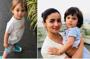 Alia Bhatt visited Karan Johar's kids Yash and Roohi when the director was away in Paris.