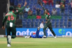 Asia Cup 2018: Bangladesh beat Afghanistan by three runs