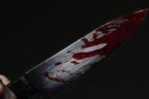 An Indian-origin couple were slashed in a knife-point robbery at their fruit and vegetable shop in Handsworth, in the West Midlands region of England.