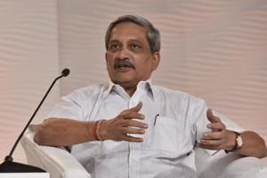 Two ministers have been dropped from the Manohar Parrikar cabinet in Goa, the chief minister's office said on Monday.