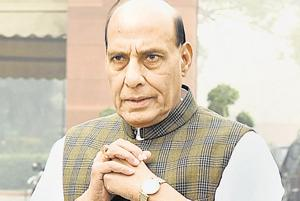 """Union Home Minister Rajnath Singh on Monday said the BJP's differences with Congress President Rahul Gandhi were """"political and nor personal"""" in nature."""