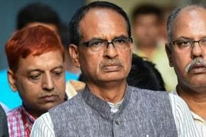 Madhya Pradesh chief minister Shivraj Singh Chouhan is in a cleft stick over the amended Scheduled Caste and Scheduled Tribes (Prevention of Atrocities) Act.